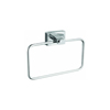 New Line Nl803 Towel Ring Metal Material Chrome Finish