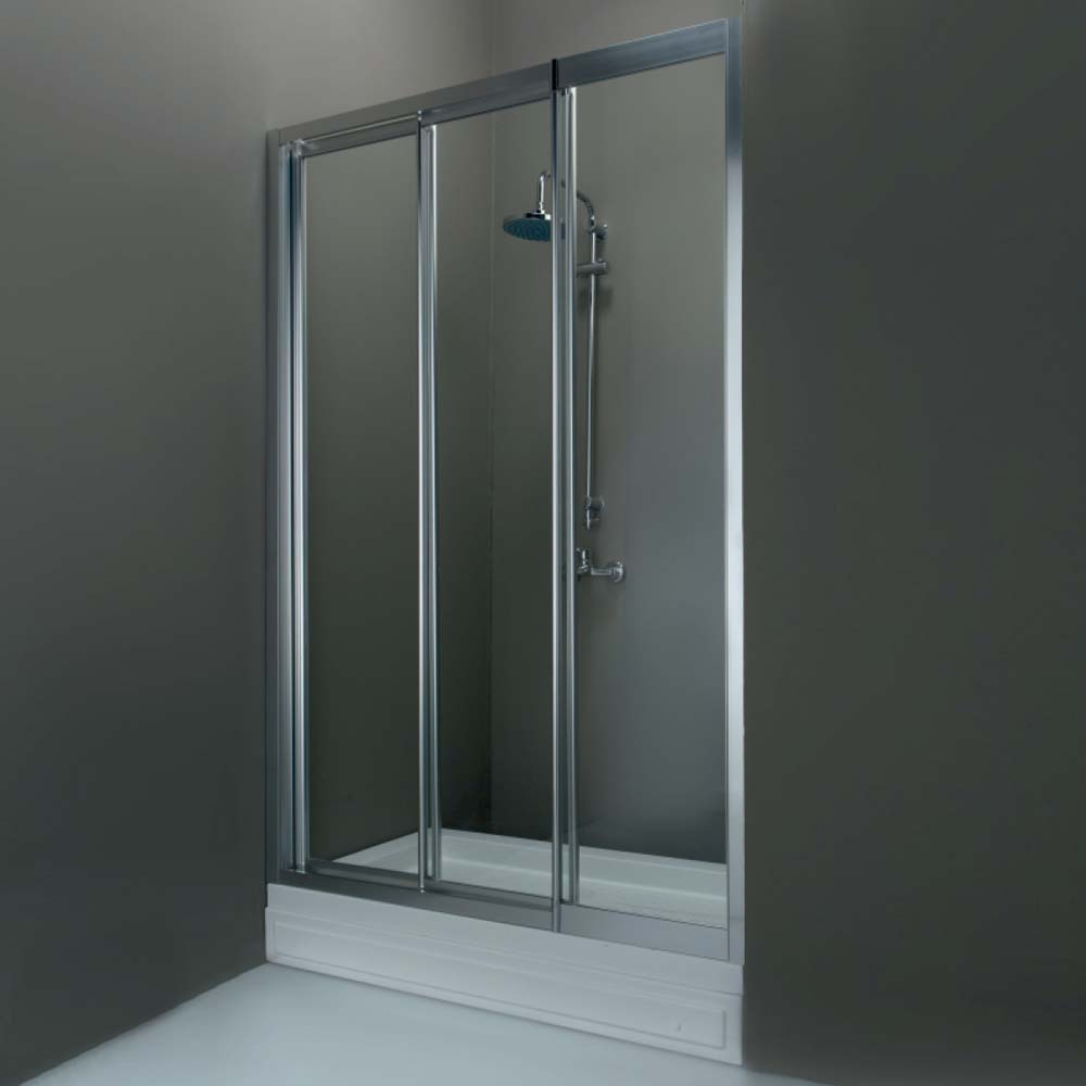 Otto Bella D112a Shower Door 70 W 76 H 36 Adjustement 1 Fixed 2 Sliding