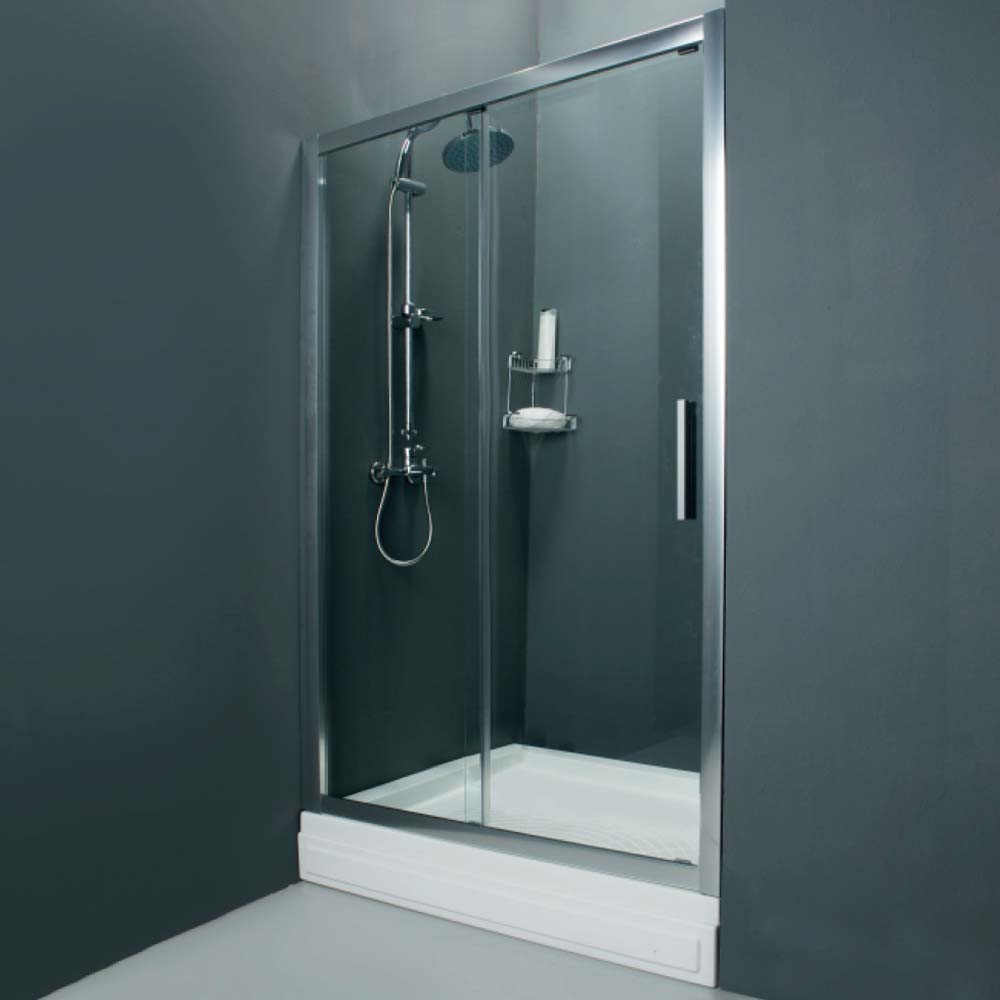 Otto Gold D111a Shower Door 52 Inchw 76 Inchh 48 Inch 52 Inch