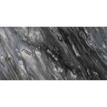 "Bardiglio Marble Tile Polished Natural Stone 12""x24"""
