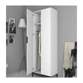 Cannur M001 White House Wardrobe 31 1/2""