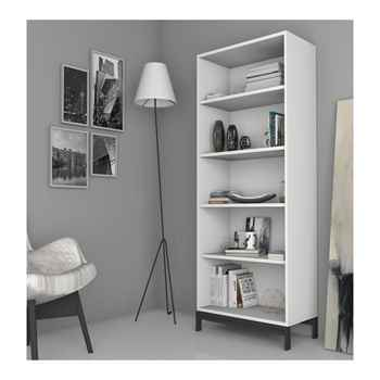 Cannur M002 White House Bookcase 31 1/2""